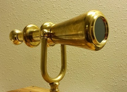 Refractor Brass