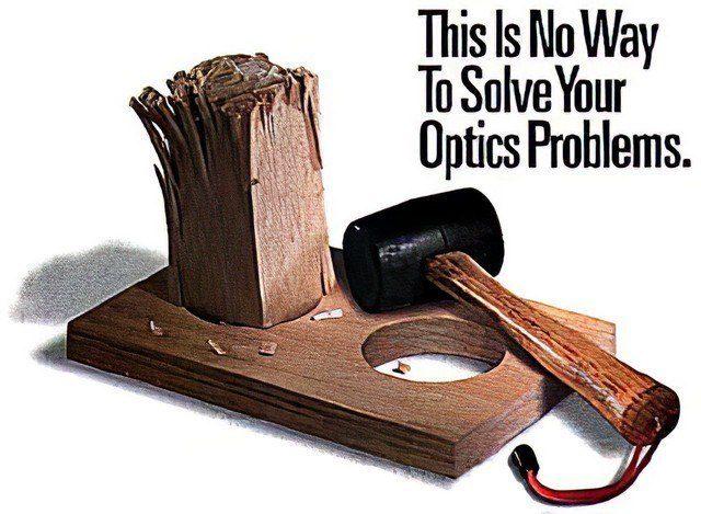 Solve Optic Problems